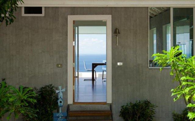 Отель Naroua Villas Таиланд, Остров Тау - отзывы, цены и фото номеров - забронировать отель Naroua Villas онлайн вид на фасад