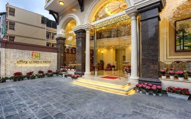 Nguyen Anh Hotel - Bui Thi Xuan Далат вид на фасад