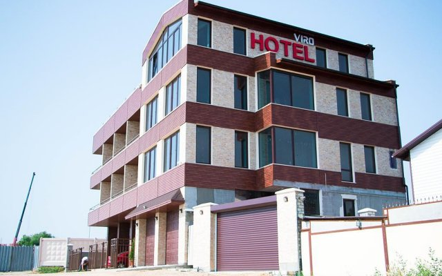 Гостиница Viro вид на фасад