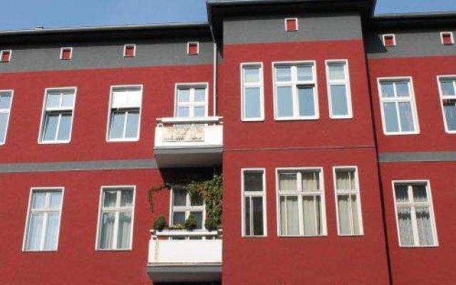 Отель Pension Fischer am Kudamm Германия, Берлин - отзывы, цены и фото номеров - забронировать отель Pension Fischer am Kudamm онлайн вид на фасад