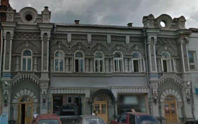 Гостиница Зая в Перми отзывы, цены и фото номеров - забронировать гостиницу Зая онлайн Пермь вид на фасад