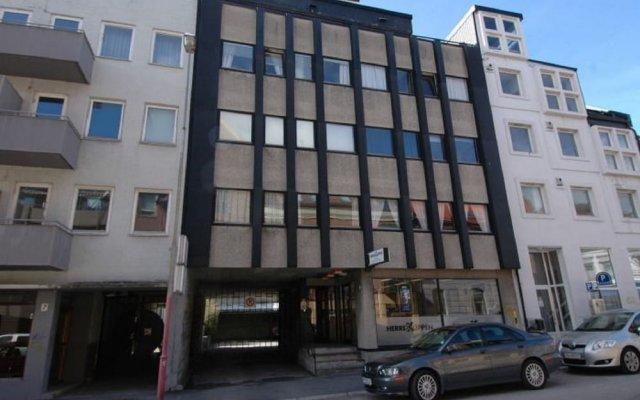 Отель Solferie Holiday Apt. Kronprinsensgate Норвегия, Кристиансанд - отзывы, цены и фото номеров - забронировать отель Solferie Holiday Apt. Kronprinsensgate онлайн вид на фасад
