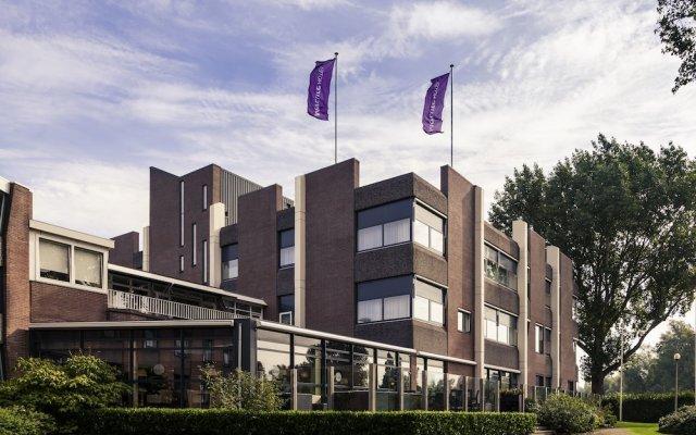 Отель Mercure Amsterdam West вид на фасад