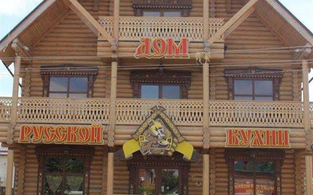 Гостиница Терем в Краснодаре 2 отзыва об отеле, цены и фото номеров - забронировать гостиницу Терем онлайн Краснодар вид на фасад