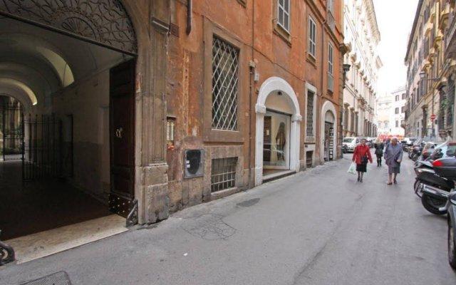 Отель Domus Navona Historical Resort Италия, Рим - отзывы, цены и фото номеров - забронировать отель Domus Navona Historical Resort онлайн вид на фасад