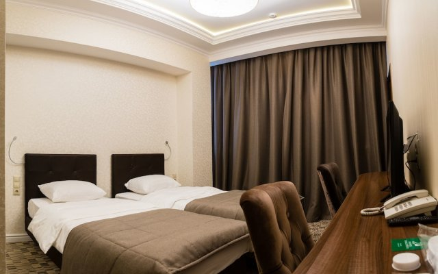 Cherry hotel комната для гостей