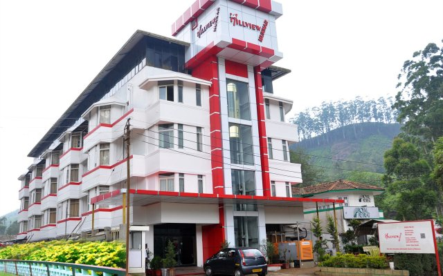 Hill View Munnar in Munnar, India from 85$, photos, reviews - zenhotels.com hotel front