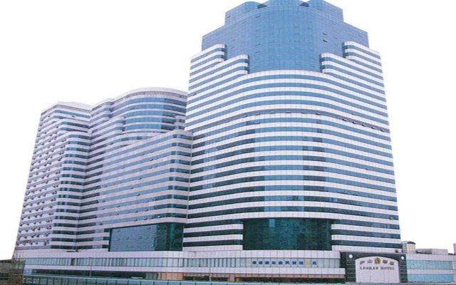 Отель Lushan Hotel Китай, Шэньчжэнь - отзывы, цены и фото номеров - забронировать отель Lushan Hotel онлайн вид на фасад