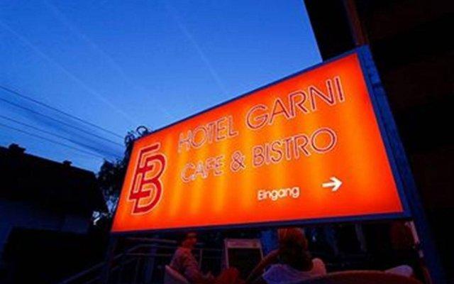 Отель EB Hotel Garni Австрия, Зальцбург - 1 отзыв об отеле, цены и фото номеров - забронировать отель EB Hotel Garni онлайн вид на фасад