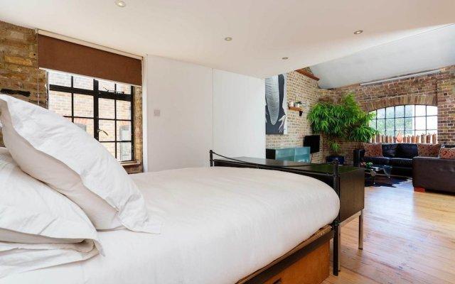 Отель The Grainstore Великобритания, Лондон - отзывы, цены и фото номеров - забронировать отель The Grainstore онлайн комната для гостей