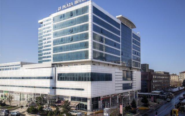 Gaziantep Plaza Hotel Турция, Газиантеп - отзывы, цены и фото номеров - забронировать отель Gaziantep Plaza Hotel онлайн вид на фасад