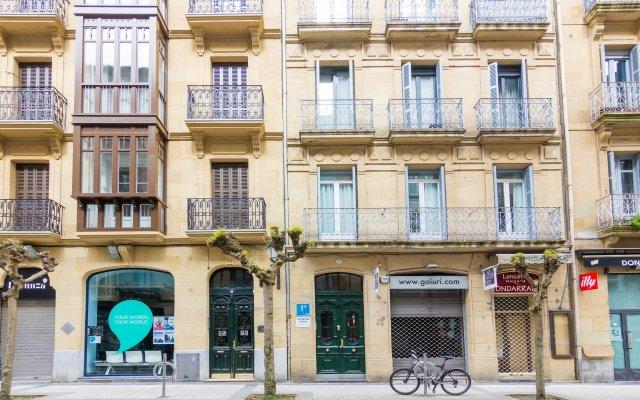 Отель Pensión BUENPAS Испания, Сан-Себастьян - отзывы, цены и фото номеров - забронировать отель Pensión BUENPAS онлайн вид на фасад