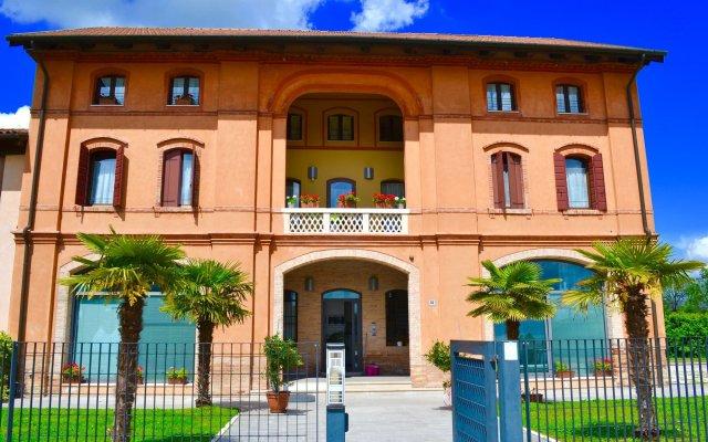 Отель Residence Baco da Seta Италия, Лимена - отзывы, цены и фото номеров - забронировать отель Residence Baco da Seta онлайн вид на фасад