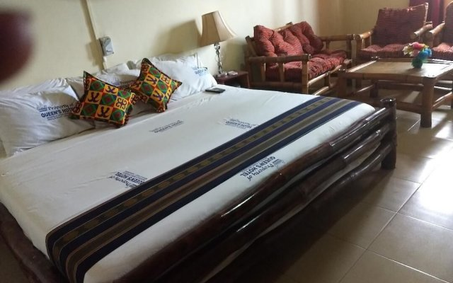 Отель Queens Hotel Гана, Аккра - отзывы, цены и фото номеров - забронировать отель Queens Hotel онлайн комната для гостей