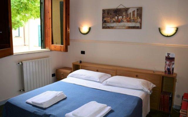 Отель Locazione Turistica Orchidea Аренелла вид на фасад