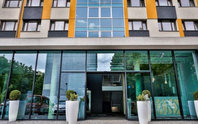 Отель Boutique Hotel's Польша, Вроцлав - 4 отзыва об отеле, цены и фото номеров - забронировать отель Boutique Hotel's онлайн вид на фасад