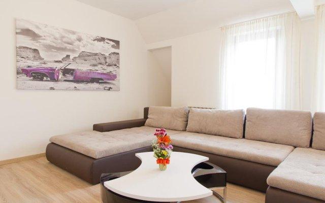 Отель Vitosha Downtown Apartments Болгария, София - отзывы, цены и фото номеров - забронировать отель Vitosha Downtown Apartments онлайн комната для гостей
