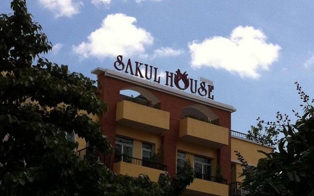 Отель Sakul House Таиланд, Бангкок - отзывы, цены и фото номеров - забронировать отель Sakul House онлайн вид на фасад