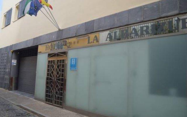 Отель La Albarizuela Испания, Херес-де-ла-Фронтера - отзывы, цены и фото номеров - забронировать отель La Albarizuela онлайн вид на фасад