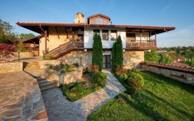 Отель Zagorie Болгария, Велико Тырново - отзывы, цены и фото номеров - забронировать отель Zagorie онлайн вид на фасад