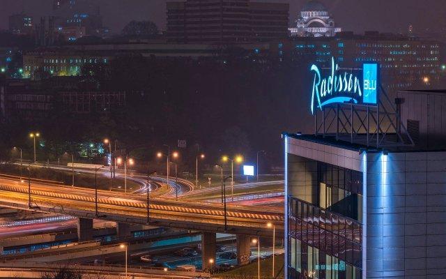 Отель Radisson Collection Hotel, Old Mill Belgrade Сербия, Белград - отзывы, цены и фото номеров - забронировать отель Radisson Collection Hotel, Old Mill Belgrade онлайн вид на фасад