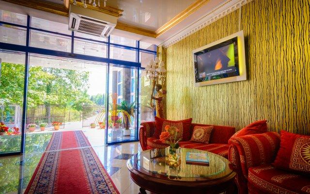 Гостиница Приморьe De Luxe в Ольгинке отзывы, цены и фото номеров - забронировать гостиницу Приморьe De Luxe онлайн Ольгинка комната для гостей