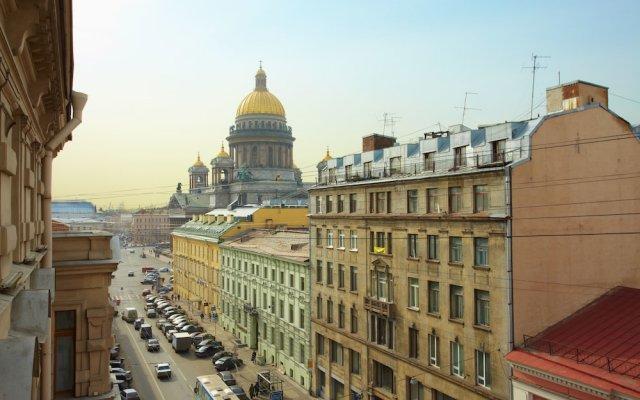 Гостиница Петро Палас балкон