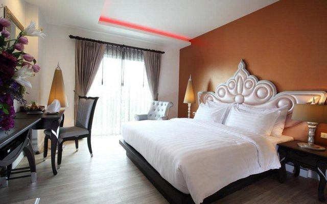 Отель Chillax Resort Бангкок вид на фасад