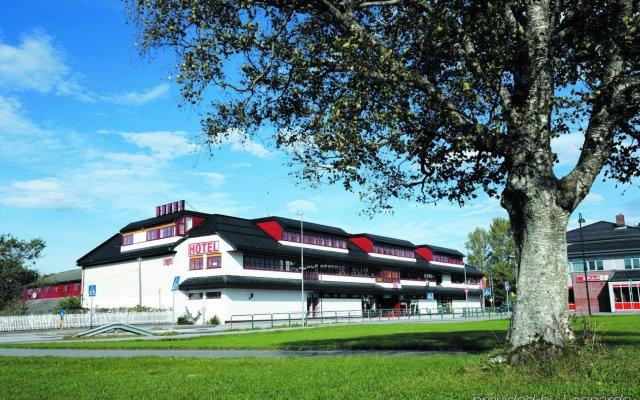 Отель Best Western Baronen Hotel Норвегия, Олесунн - отзывы, цены и фото номеров - забронировать отель Best Western Baronen Hotel онлайн вид на фасад