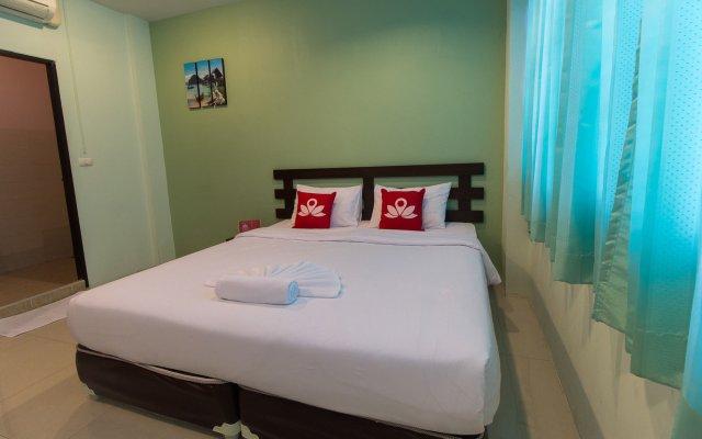 Отель ZEN Rooms Mahachai Khao San Бангкок вид на фасад