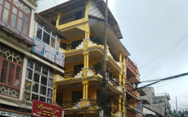 Отель OYO 836 Mangcay House Шапа