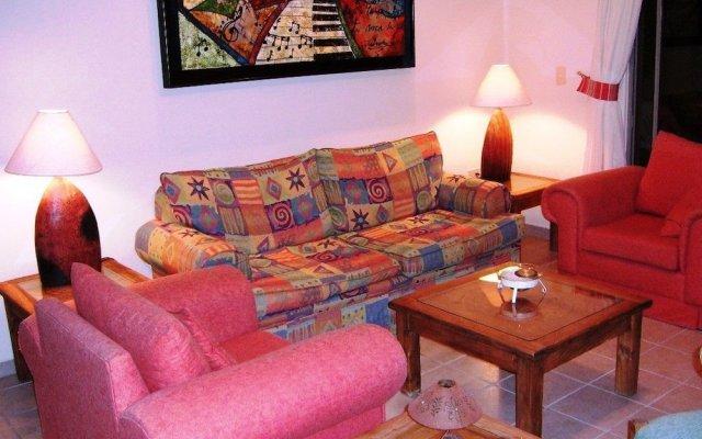 Отель Condo Verde Estrella by Villas HK28 Масатлан комната для гостей