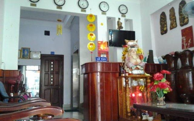 Отель Cam Trang Hotel Вьетнам, Нячанг - отзывы, цены и фото номеров - забронировать отель Cam Trang Hotel онлайн интерьер отеля