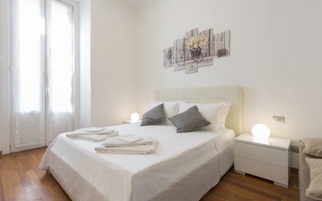 Апартаменты Milan Royal Suites & Luxury Apartments вид на фасад