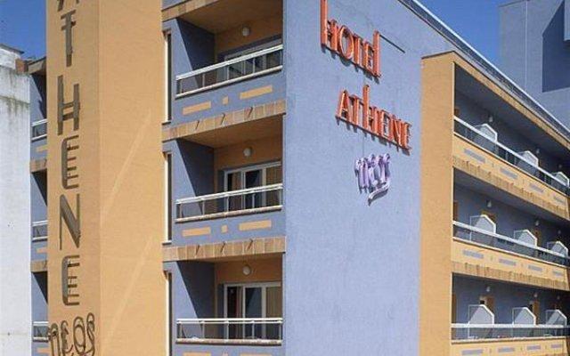 Отель Athene Neos Испания, Льорет-де-Мар - 1 отзыв об отеле, цены и фото номеров - забронировать отель Athene Neos онлайн вид на фасад