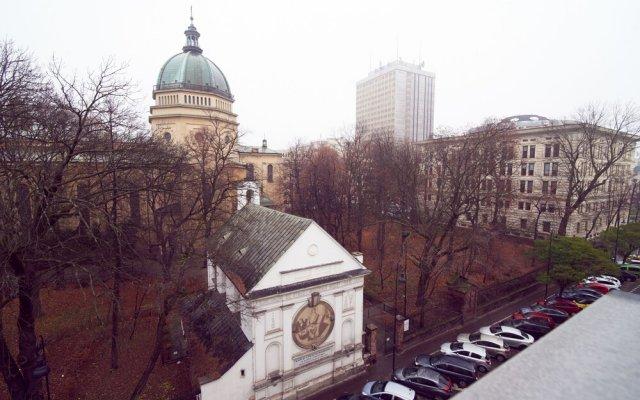 Отель Goodnight Warsaw Apartments Wspólna Польша, Варшава - отзывы, цены и фото номеров - забронировать отель Goodnight Warsaw Apartments Wspólna онлайн