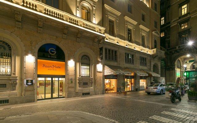 Отель Room Mate Giulia вид на фасад