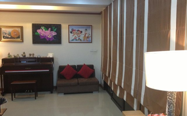 Отель Ruankaew Homestay комната для гостей