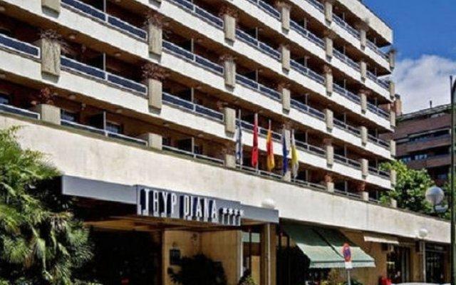 Отель Senator Barajas Испания, Мадрид - - забронировать отель Senator Barajas, цены и фото номеров вид на фасад