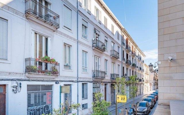 Отель Na Jordana flat Испания, Валенсия - отзывы, цены и фото номеров - забронировать отель Na Jordana flat онлайн вид на фасад
