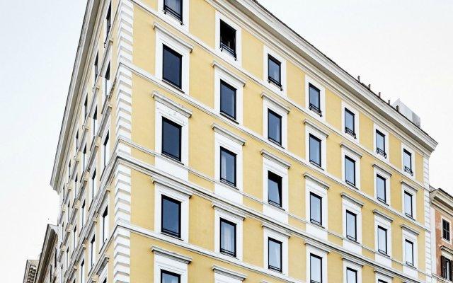 Hostel Generator Rome вид на фасад