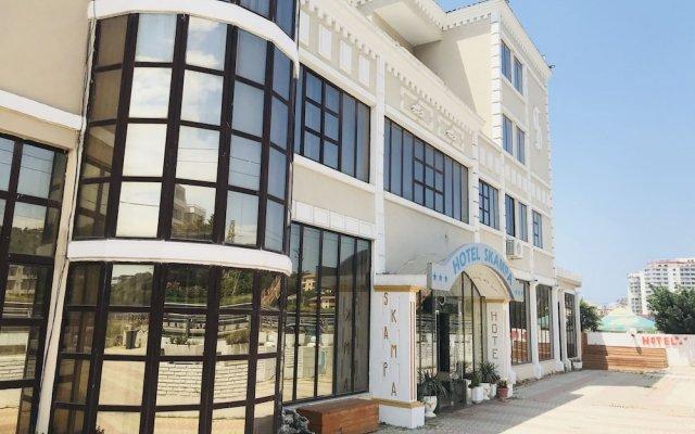 Отель Skampa Голем вид на фасад