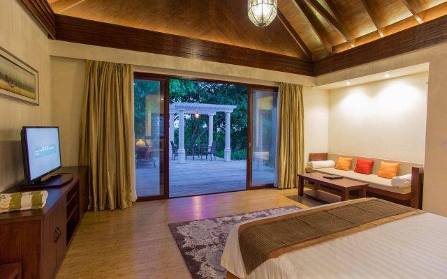 Отель Furaveri Island Resort & Spa Мальдивы, Медупару - отзывы, цены и фото номеров - забронировать отель Furaveri Island Resort & Spa онлайн комната для гостей