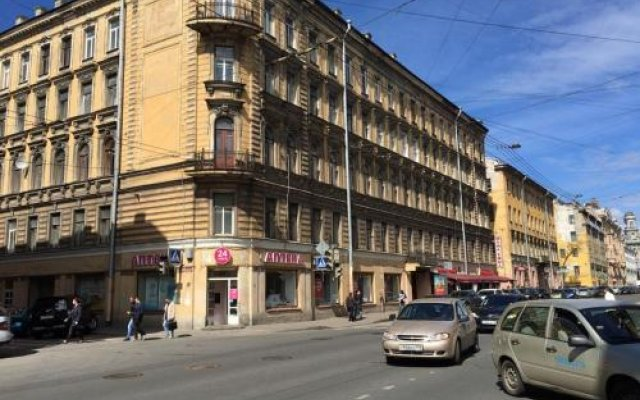 Art Hostel Galereya Санкт-Петербург вид на фасад