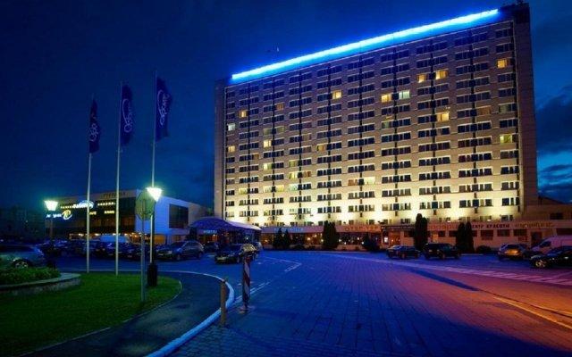 Гостиница Орбита Минск вид на фасад