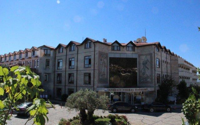 Afrodit Termal Gure Турция, Пелиткой - отзывы, цены и фото номеров - забронировать отель Afrodit Termal Gure онлайн вид на фасад