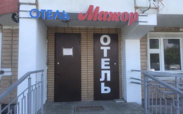 Гостиница Major в Химках отзывы, цены и фото номеров - забронировать гостиницу Major онлайн Химки вид на фасад