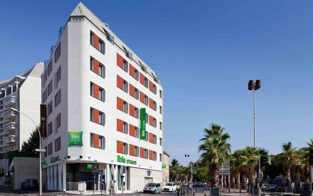 Отель ibis Styles Marseille Timone вид на фасад