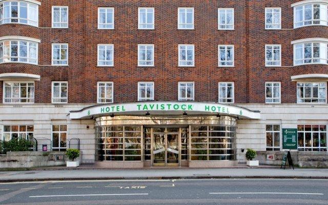 Tavistock Hotel вид на фасад