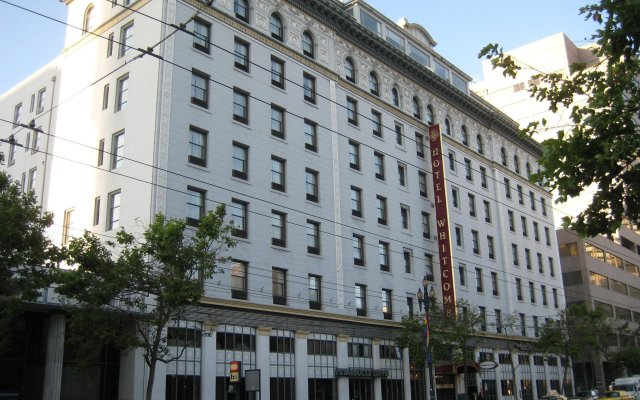 Hotel Whitcomb - A Historic San Francisco Hotel